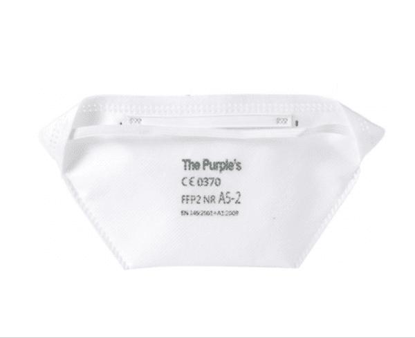 The Purples A5-2 FFP2 Mask (Duckbill)